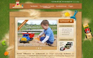 Sandkasten.de Shop